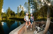 Mountainbike im Alpinsommer