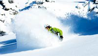 The first turns in fresh snow / from 28.09.2013 to 12.10.2013